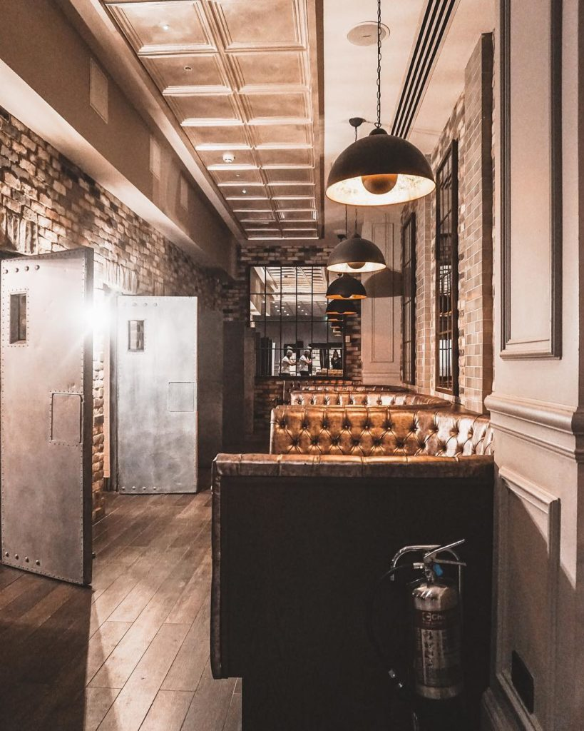 best cocktail bars london