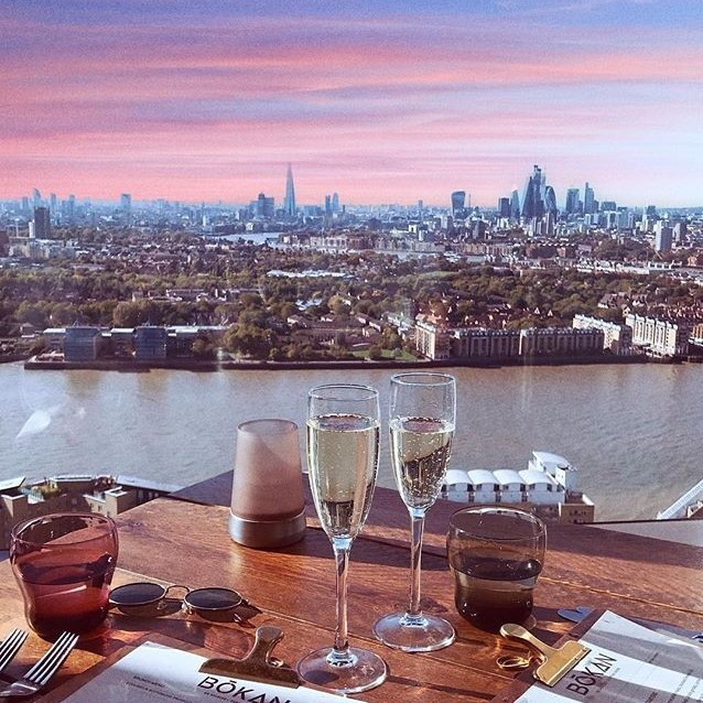 sky bar london
