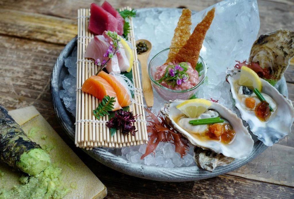 sushis london
